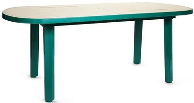 12941-stol-plastikovyj-ovalnyj-zelenyj-s-risunkom